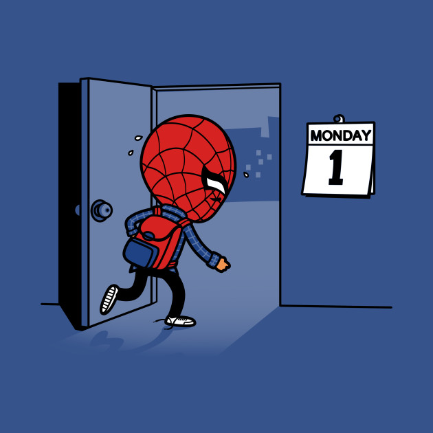 Spider Monday A