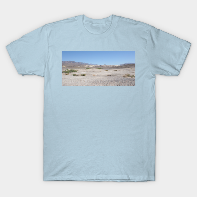 Death Valley scenic Desert Landscape T-Shirt