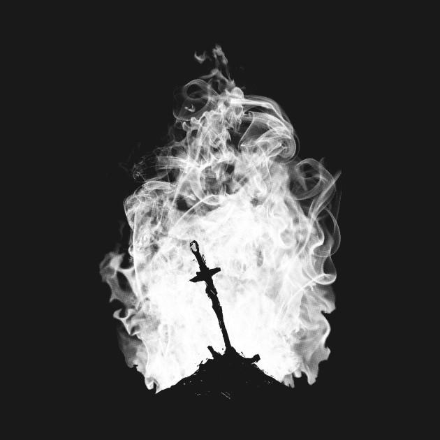 Dark Flame (White Version)