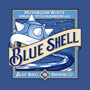 Blue Shell t-shirts