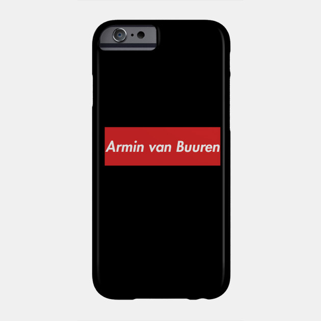 Armin van Buuren iphone case