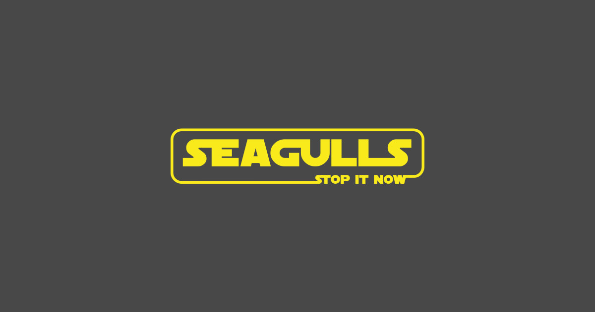 Seagulls Ep1 Stop It Now Star Wars Mug Teepublic