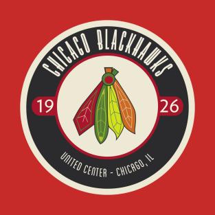 Chicago Hockey Blackhawks t-shirts