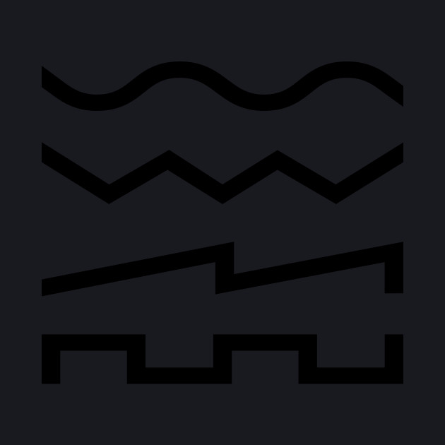 Waveforms 2 Black
