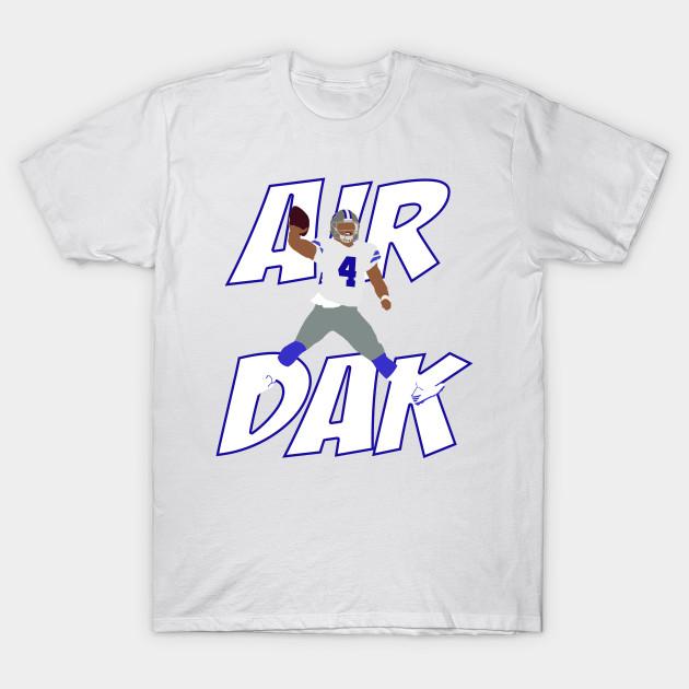 846ff050991 Air Dak - Dak Prescott - T-Shirt | TeePublic