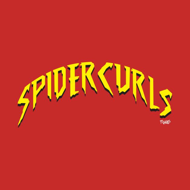 Spider Curls