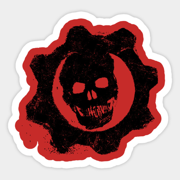 Gears Of War Vintage Symbol
