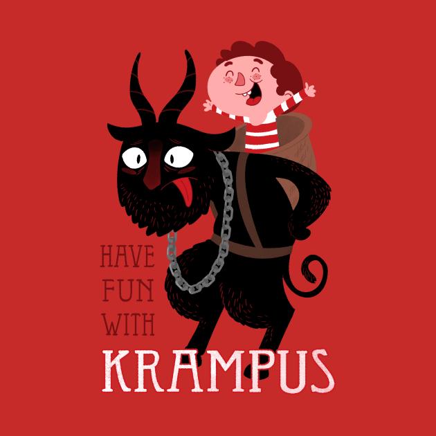 Have Fun With Krampus