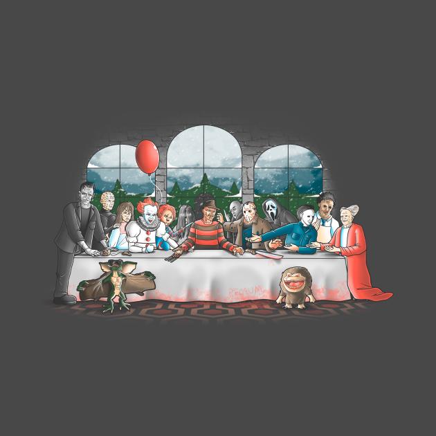 Terror dinner