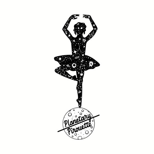 Planetary Pirouette Cosmic Dancer