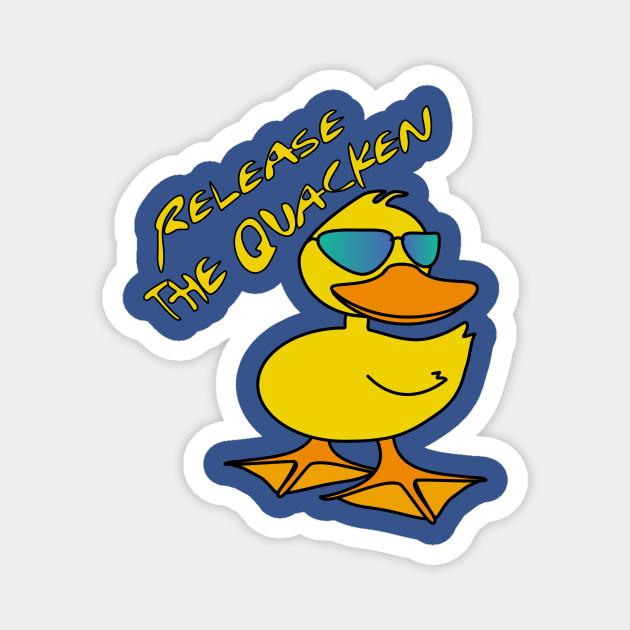 Release The Quacken