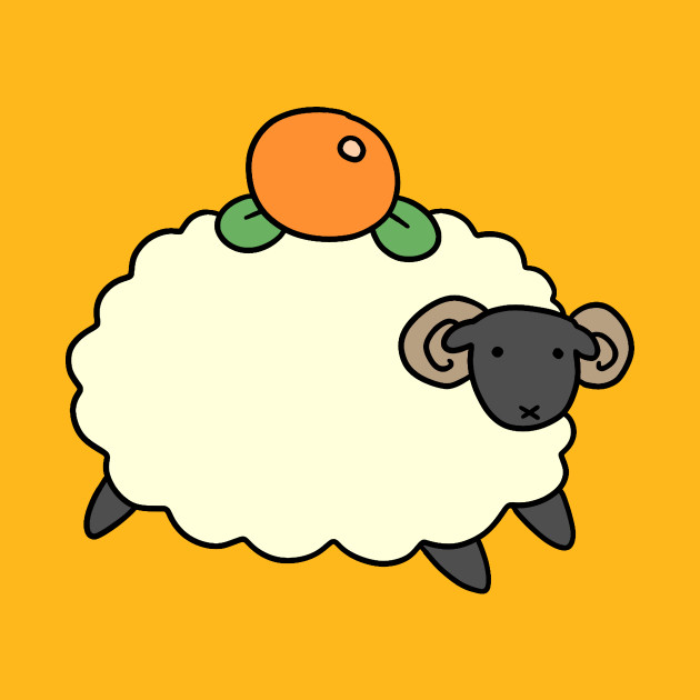Orange Ram