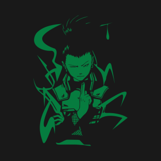The Shadow Master Shikamaru