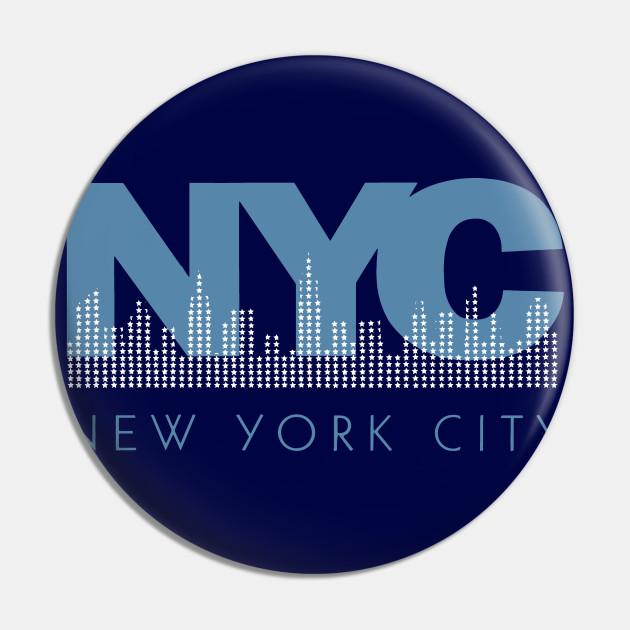 New York City Stars Souvenir T-Shirt