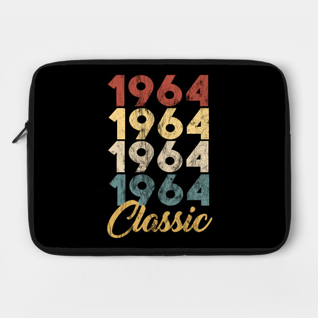 55th Birthday Gift For Men And Women Born In 1964 Classic Party