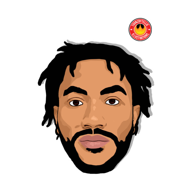 D Rose cartoon - ToonzByTellie