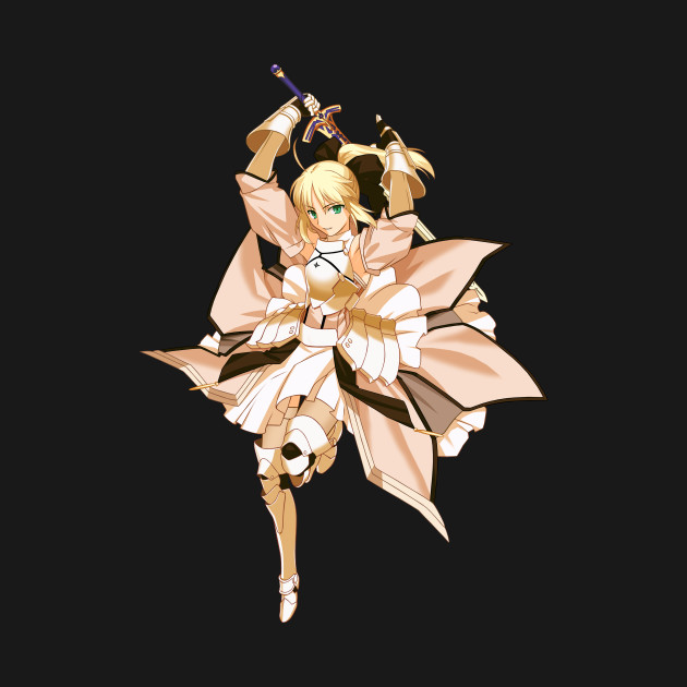 Fate Stay night Saber Lily
