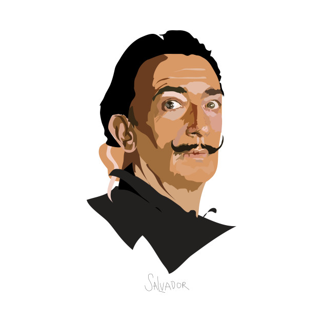 Salvador Dali - artist series