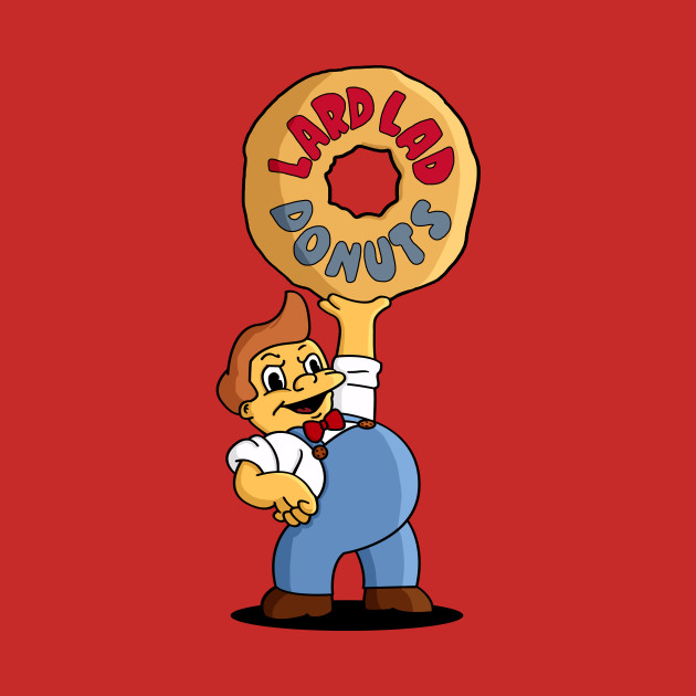 Pocket Tee - Hmmm Donuts -