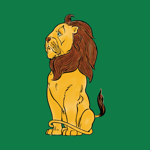 Vintage Lion from the Wizard of Oz