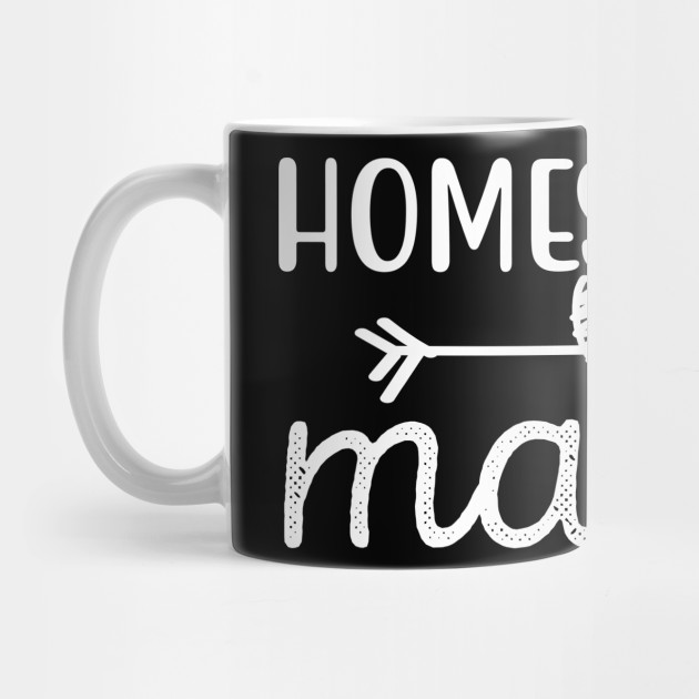 Best homeschool mama t-shirt for all homeschool mother's Mug