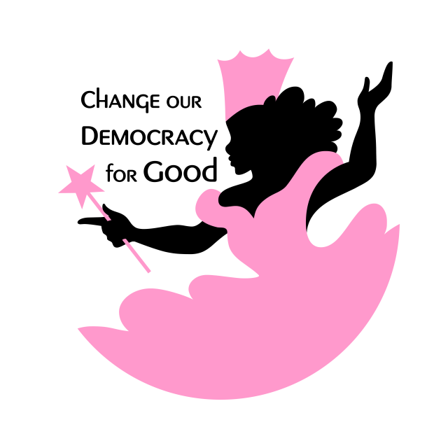 Witches Vote-Change for Good!