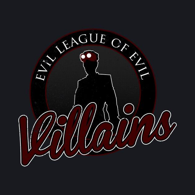 Evil League of Evil Villains