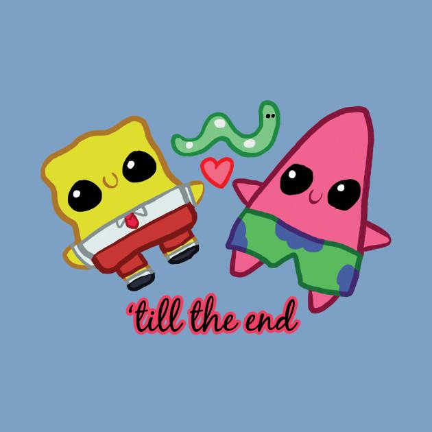 Spongebob - Friends