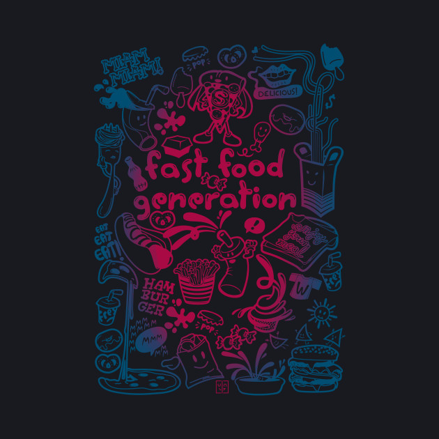 Fast Food Generation