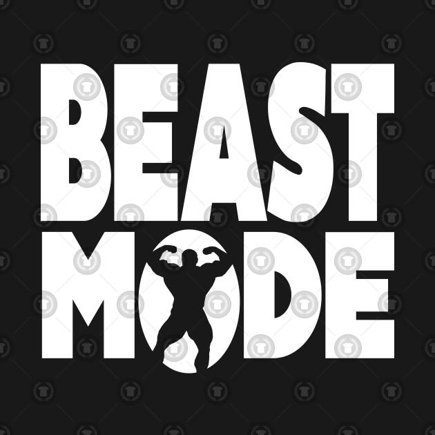 Beast mode - Lifting tee