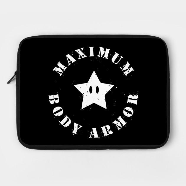 Maximum Body Armor - Invincible Star