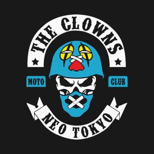 The Clowns - Neo Tokyo t-shirts