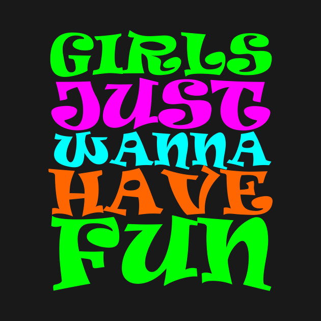 GIRLS JUST WANNA HAVE FUN | Natalie in the City - A