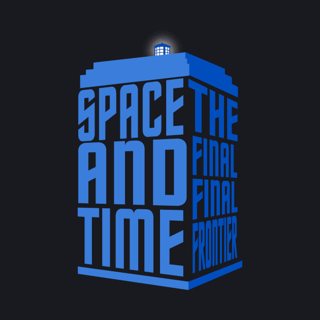 Space & Time, The Final Final Frontier
