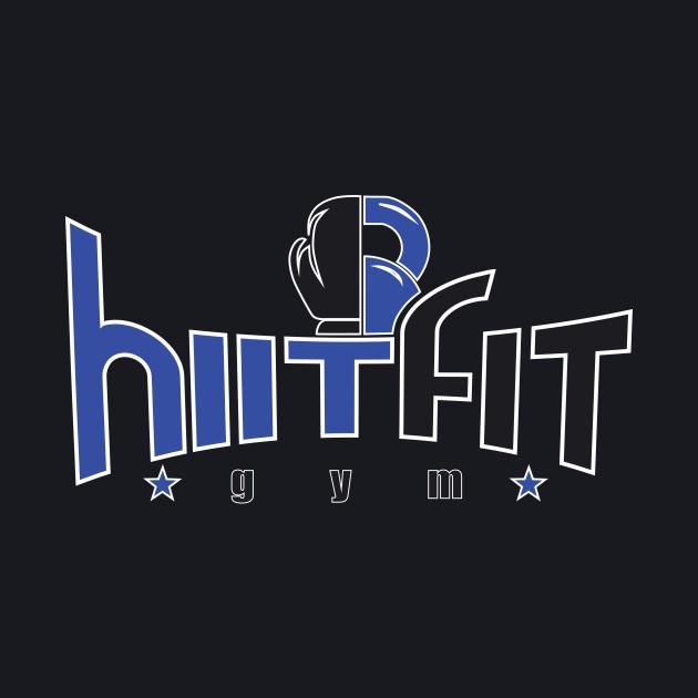 hiit fit logo long