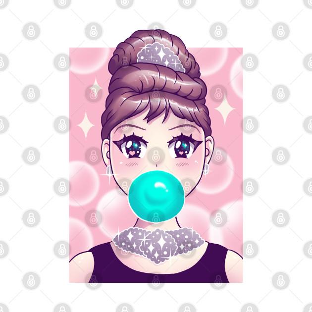 Kawaii Bubble Gum
