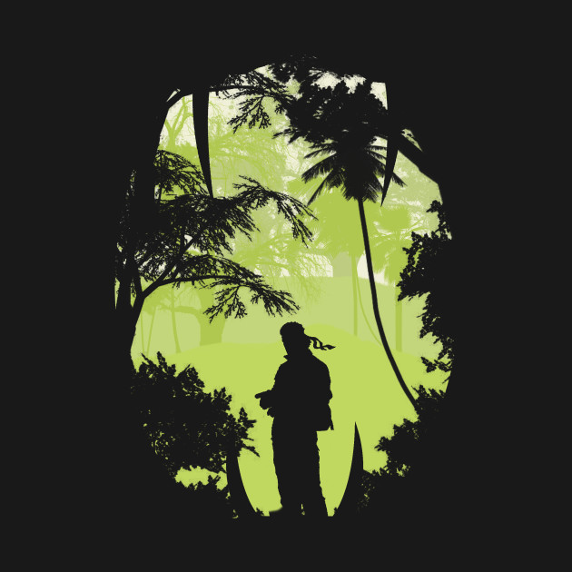 Naked Snake Metal Gear - Metal Gear - T-Shirt  Teepublic-1763
