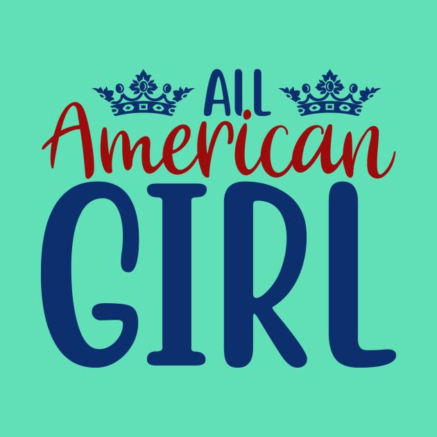 All America Girl