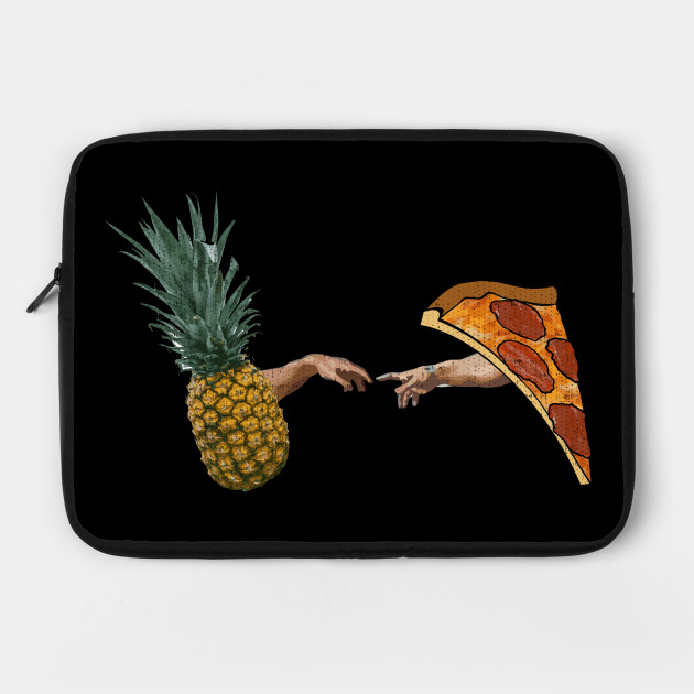 Creation of Pineapple Pizza