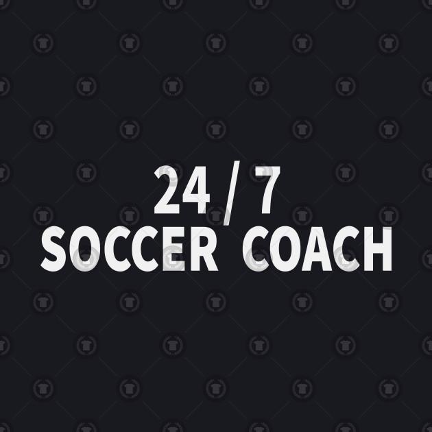 24/7 soccer coach