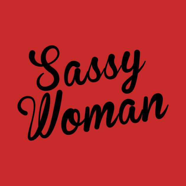Sassy Woman
