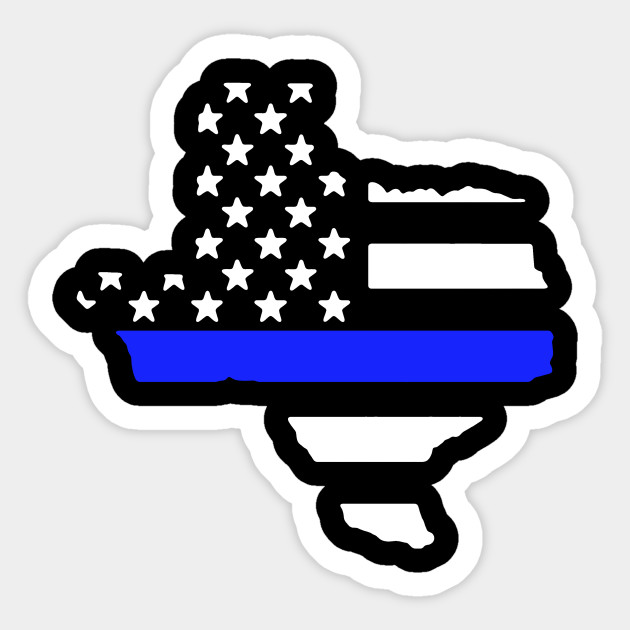Texas thin blue line shirt texas thin blue line for Texas thin blue line shirt
