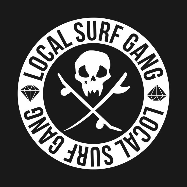 Local surf gang