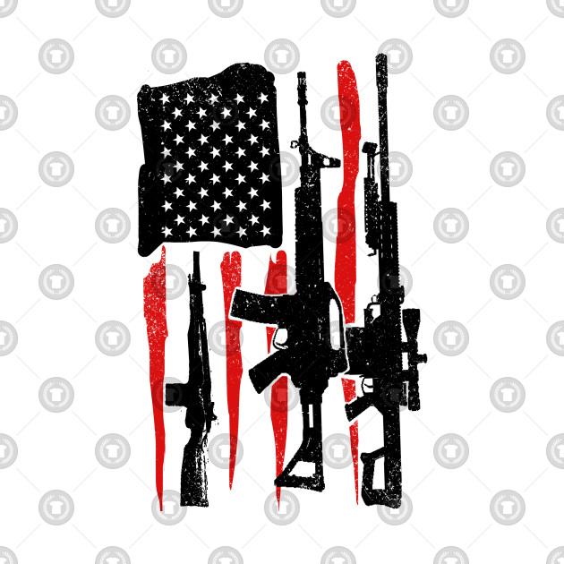 American Hero Flag