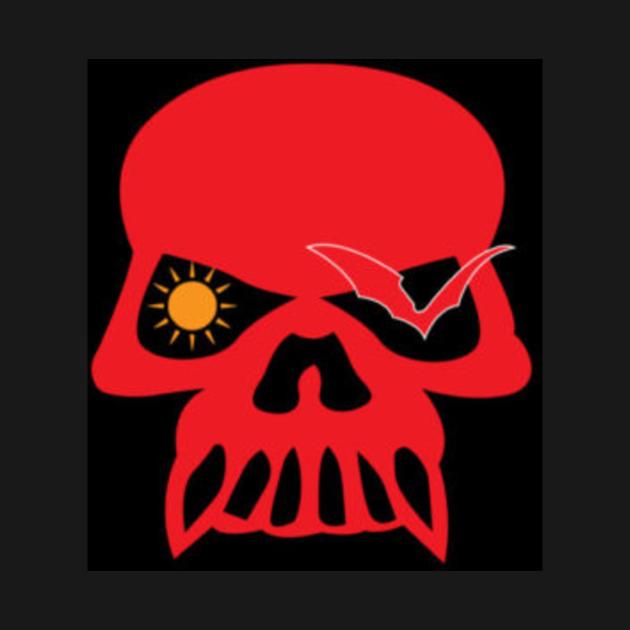 Skull Logo My Haunted Life Too
