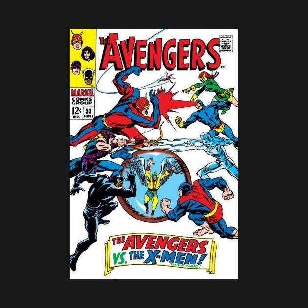 Avengers v X-men