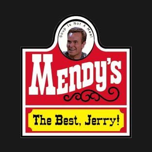 Mendy's t-shirts