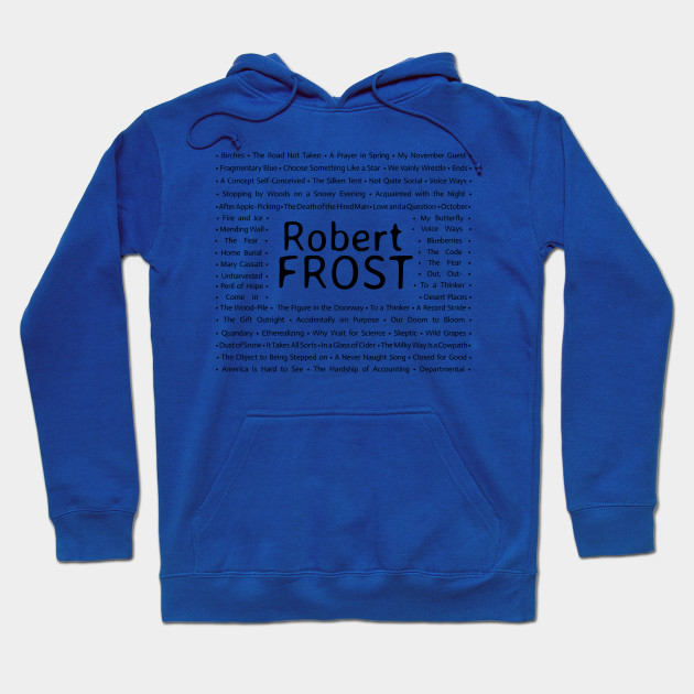 choose something like a star robert frost
