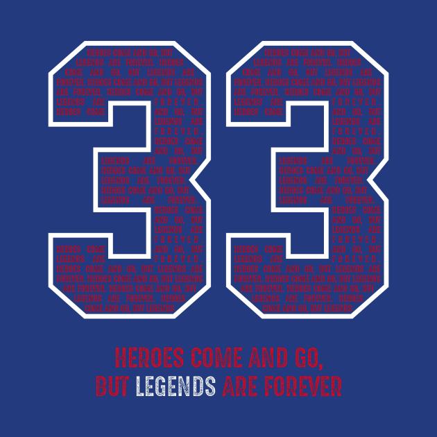 Ewing Basketball Legends New York 33