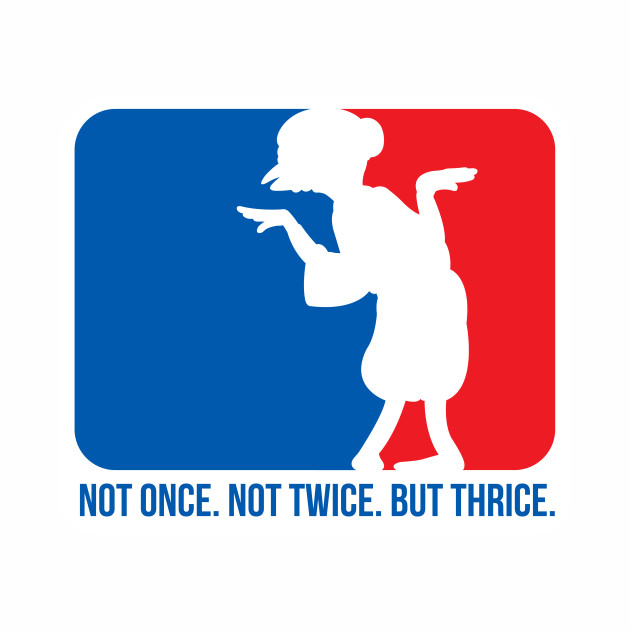 Not Once, Not Twice, But Thrice - Baseball MLB